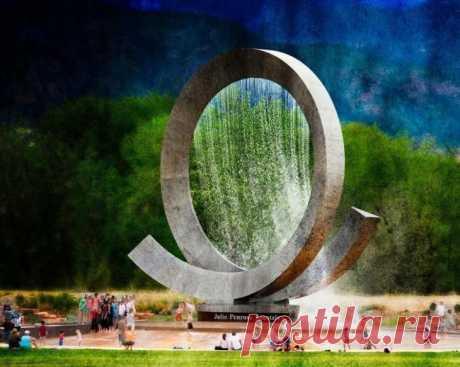 Красивейшие фонтаны мира