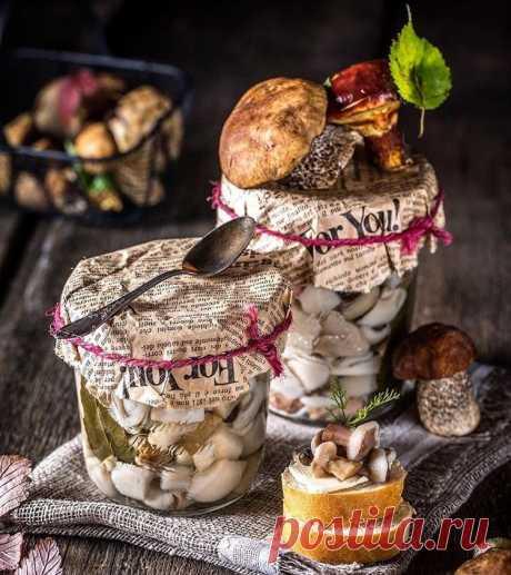 Домашние заготовки: маринуем грибочки на зиму Горячая пора домашних заготовок на холодное время года в самом разгаре: хозяйки маринуют и солят овощи, варят джемы, варенья и компоты, сушат и замораживают ягоды и фрукты. Все это будет с радостью от…