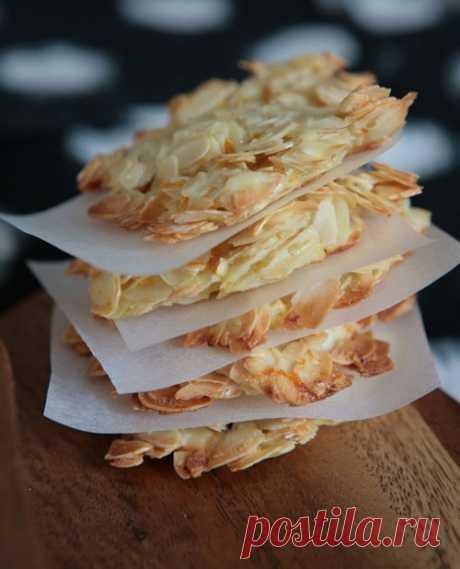 Las galletas de almendras de Sandy la Chamba