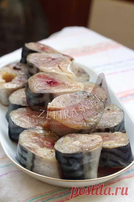 Самая вкусная соленая скумбрия – домашний рецепт — Кулинарные рецепты любящей жены