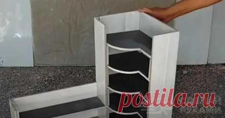 Практично и недорого: кухонная полка из керамической плитки - Сделай своими руками на МирТесен - медиаплатформа МирТесен