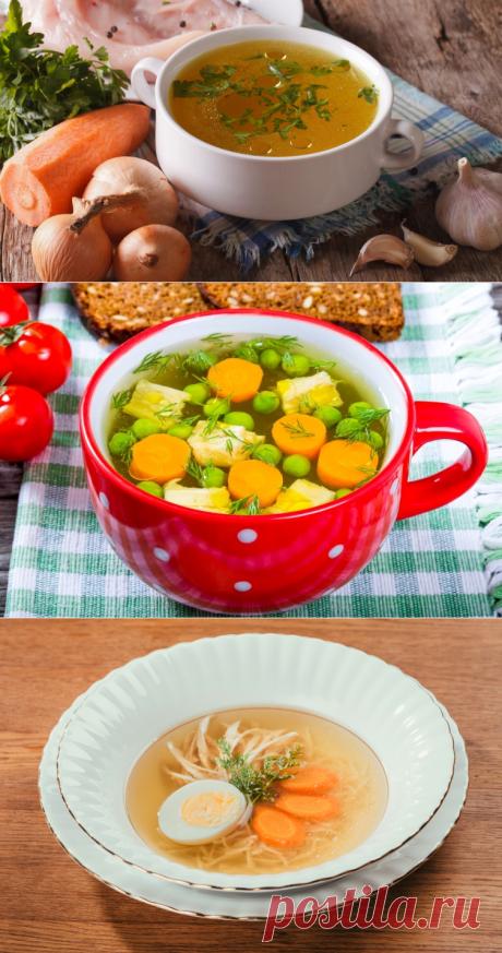 ¿Cómo preparar el caldo con el huevo? | la comida y la cocina