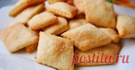 Печенье из трех продуктов, которое муж просит даже на завтрак - Сабрина