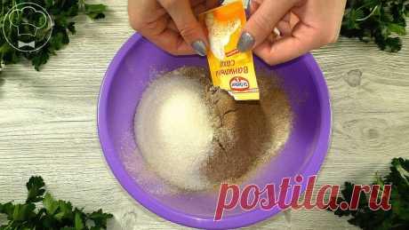 Нашла удачный рецепт пирога. Шоколадный пирог к чаю: делюсь новым рецептом | Рукоделочка | Яндекс Дзен