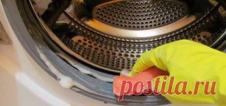 Проверенный способ спасите вашу стиральную машину от опасной плесени