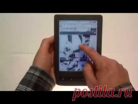 La revista nuevo ridera PocketBook Touch Lux 3 (PocketBook 626 plus)