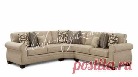 """Угловой диван больших размеров: """"Silver 2"""""""