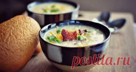 Sopa cremosa de patata: disfrute picante y delicioso – Hoy En Belleza
