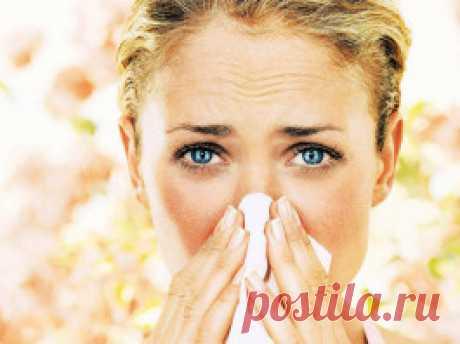 Аллергия - причины возниковения, лечение, симптомы, диагностика