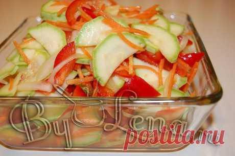 Поиск на Постиле: вкусные салаты