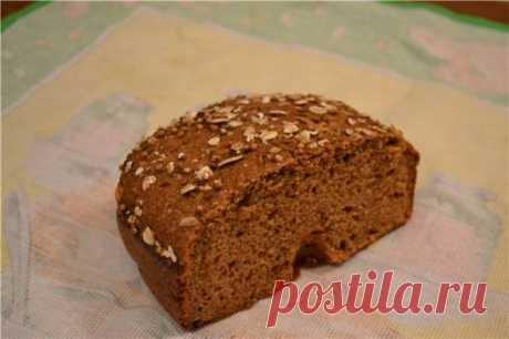"""Хлеб пшенично-ржаной на закваске """"На каждый день"""" - Хлебопечка.ру"""