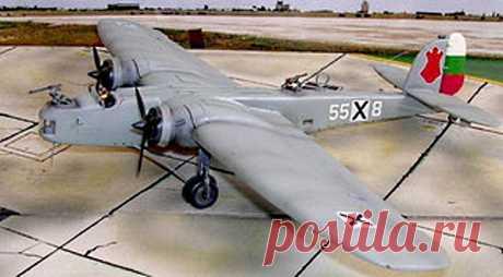 Dornier Do F(Do.11) — первый тяжелый бомбардировщик Люфтваффе Do.11 или Do F от фирмы Dornier стал первым немецким тяжелым бомбардировщиком, построенном после Первой мировой войны