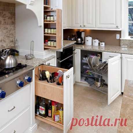 10 важных нюансов, которые нельзя игнорировать, затевая ремонт в кухне — Лайфхаки
