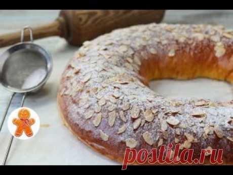 """Пирог """"Яблочное Кольцо""""  Вкуснее Любого Торта"""