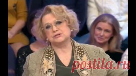 Анекдот про санкции от Валентины Талызиной