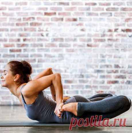 Самое целительное упражнение: ПОЗА «ЛЯГУШКА»