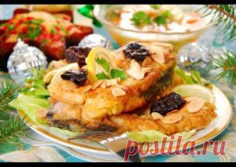 Карп с соусом по-польски Карп приготовленный по данному рецепту традиционное  блюдо польской кухни и готовят его к новогоднему столу как обязательное блюдо т. к. карп символ богатства