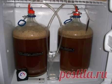 Рецепт Жигулёвского пива в домашних условиях, процесс варки