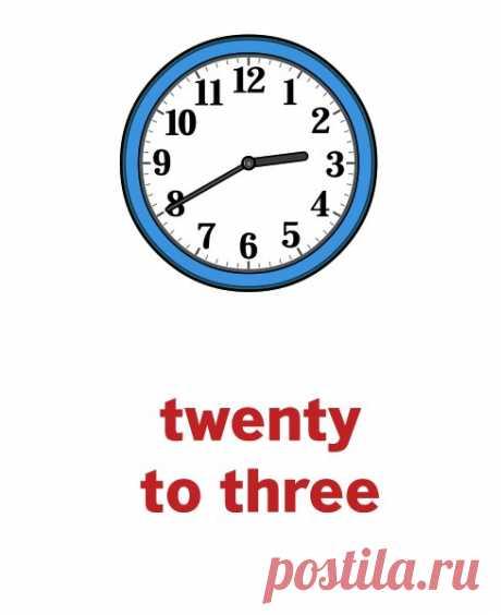 Как правильно отвечать на вопрос Который час? / What time is it? / Неформальный Английский