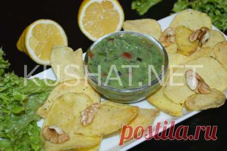 Соус гуакамоле классический. Пошаговый рецепт с фото • Кушать нет