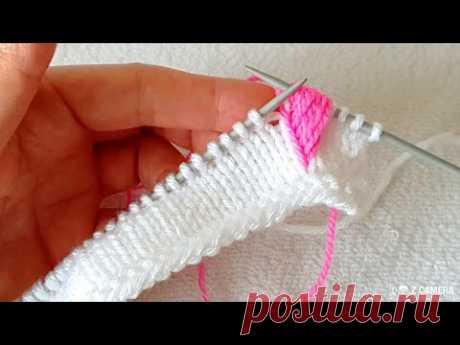 görünce🤩🤩🤩 hayran kalacağınız muhteşem örgü modeli crochet
