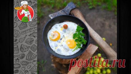 ТОП-5 быстрых завтраков из яиц. Нужно не больше 10 минут | Рецепты от Джинни Тоник | Яндекс Дзен