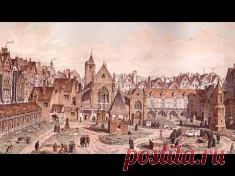 Средневековый Париж.Фильм 1.Центр Парижа