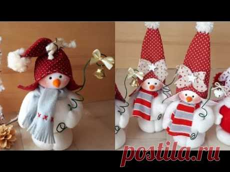 TUTORIAL FACILISSIMO PER NATALE EASY DIY FREE PATTERN CARTAMODELLO GRATUITO