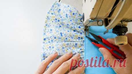 6 способов шить чисто и аккуратно без оверлока