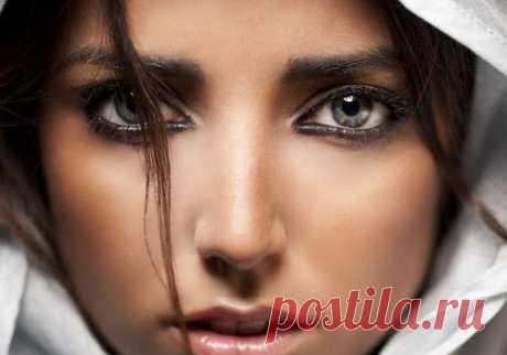 Изумительный макияж для глубоко посаженных глаз. - Ikrasivo.com