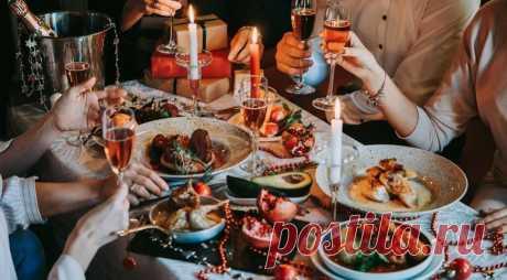 Новогодний стол для диабетиков: 4 рецепта вкусных и красивых блюд