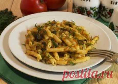 Макароны с грибами рецепт с фото – пошаговое приготовление макарон с грибами в соусе