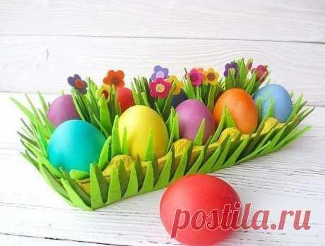 La idea para la formalización original de Pascua