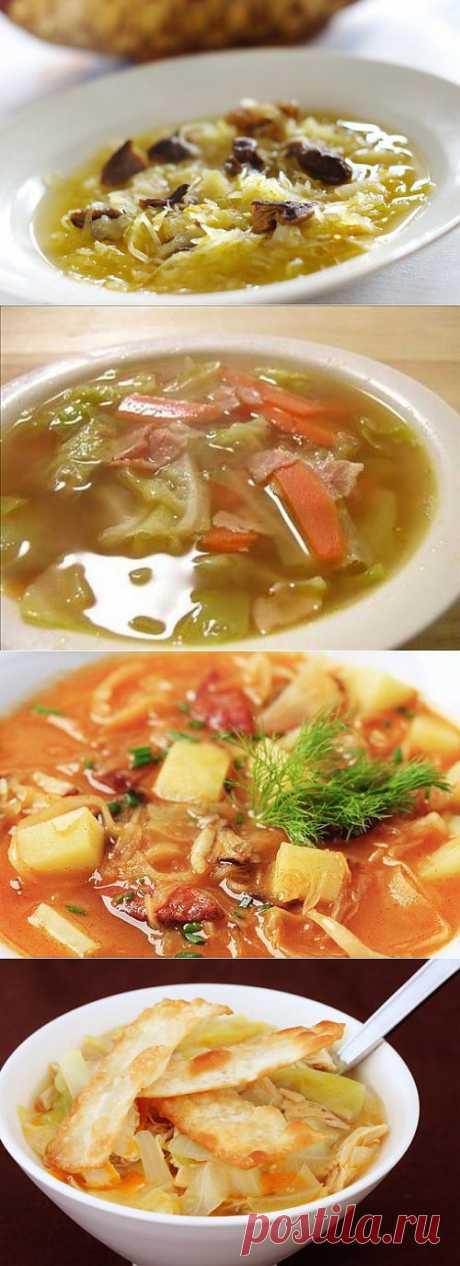 Простые и вкусные блюда: капустник – и суп, и гарнир! / Простые рецепты