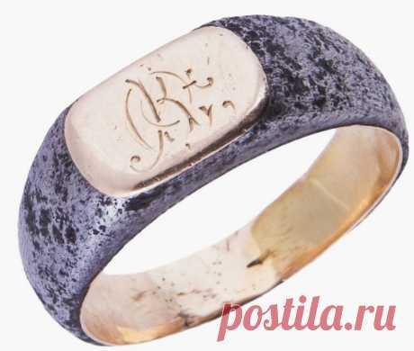 Кольцо российского заключенного, сделанное из подручного материала, продано на аукционе за 2 миллиона рублей   Что там на Сотбис?   Яндекс Дзен