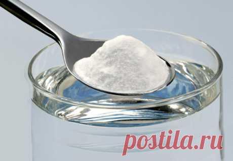 Сода повысит урожайность огурцов и помидоров на 20-30%