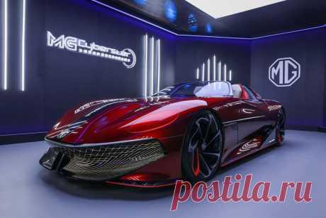MG Cyberster – эксклюзивный концептуальный электромобиль Концептуальный двухместный кабриолет может похвастаться новейшими интеллектуальными технологиями, включая игровую кабину и 5G. Электрокар также разгоняется до сотни менее чем за три секунды и обеспечивает запас хода до 800 км …