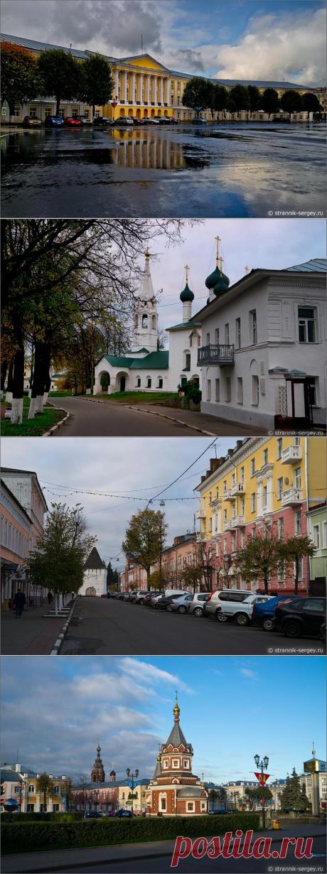 Ярославль — дух Великого Новгорода