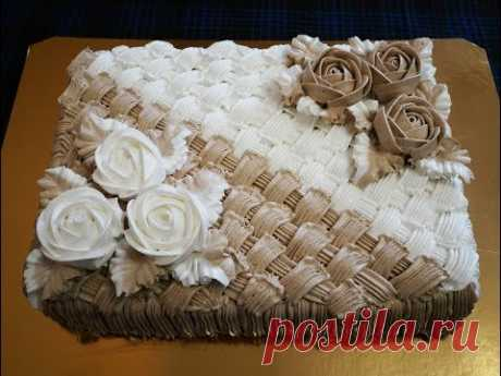 Рецепт вкусного и нежного КОФЕЙНОГО тортика