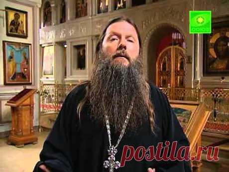 Проповедь протоиерея Артемия Владимирова о молитве.