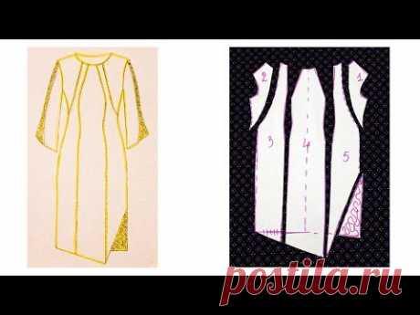 Моделирование нарядного платья по просьбе подписчиков