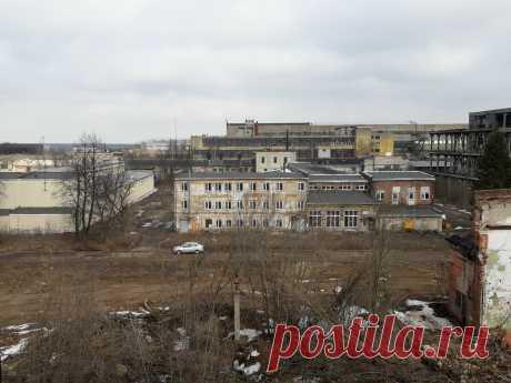 Вторая жизнь загнувшегося завода в России. | North Wind | Яндекс Дзен