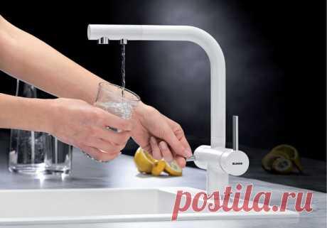 Смеситель для кухни с краном для питьевой воды – зачем он нужен и почему лучше, чем отдельный кран