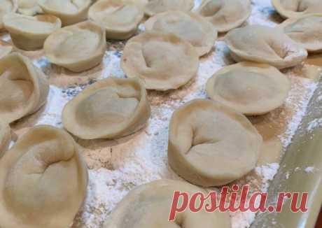 (15) Пельмени - пошаговый рецепт с фото. Автор рецепта Наталия Кривицкая 🏃♂️ . - Cookpad