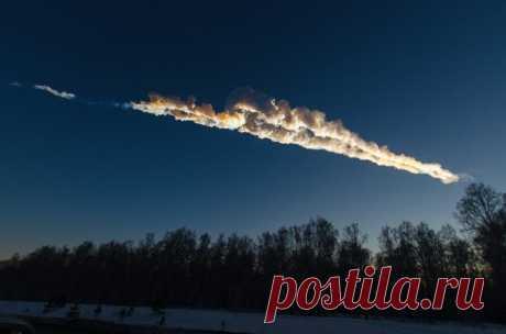 Уральские ученые подтвердили теорию столкновения челябинского метеорита с астероидом   Наука и технологии
