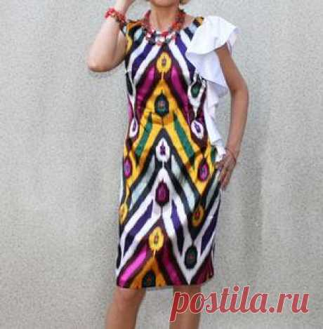 """""""Teresa"""" Casual Summer Cocktail Dress by Band of Tailors"""