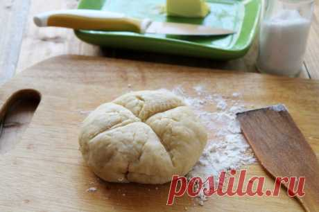 Тесто на сметане для пирожков рецепт с фото пошагово - 1000.menu