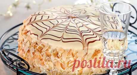 Приготовление венгерского торта «Эстерхази»