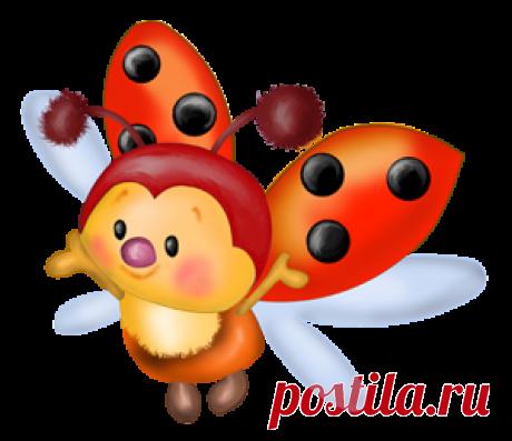 красочные персонажи png