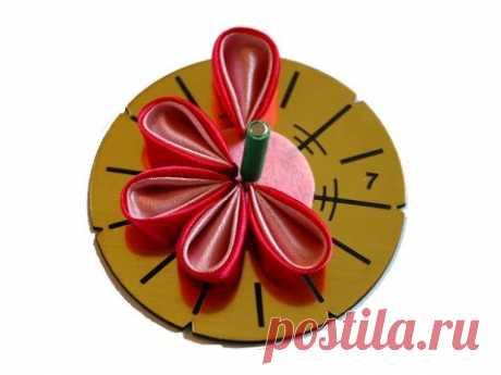 How exactly to paste kanzasha petals